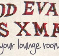 Good Evans! Narrow banner